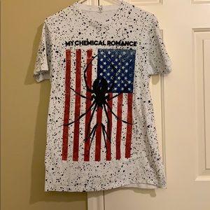 My Chemical Romance band T-shirt